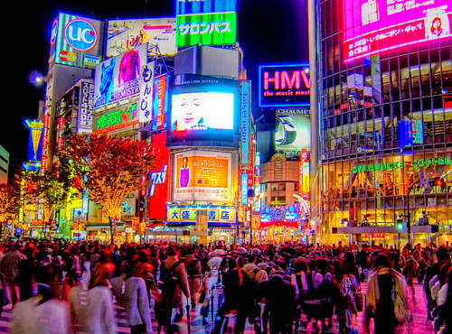 japan, shibuya, the one my first, tokyo