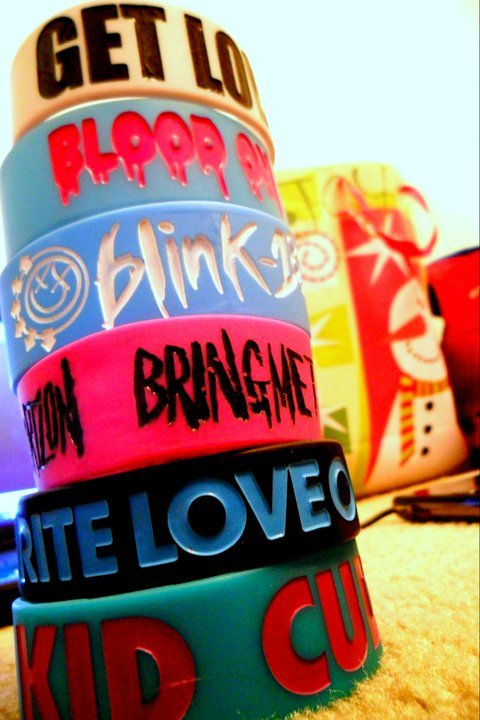 -poser as fuck!, all time low, atl, bands, blink-182