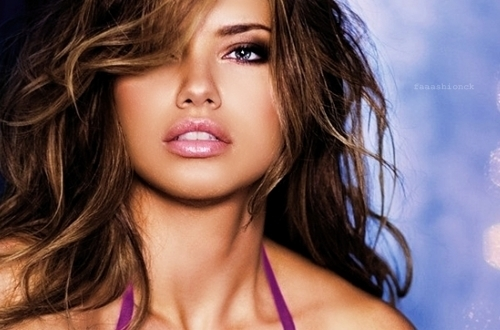 adriana lima, bra, eyes, fashion, hot