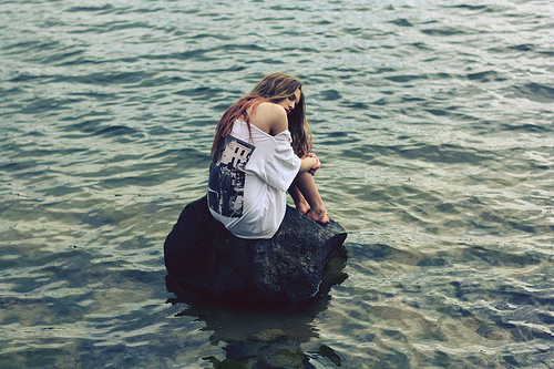 Image result for favim lonely