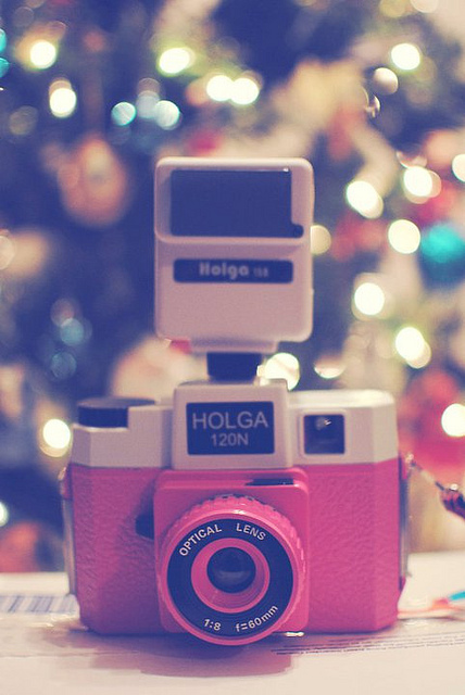 antique, bokeh, camera, holga, holga camera