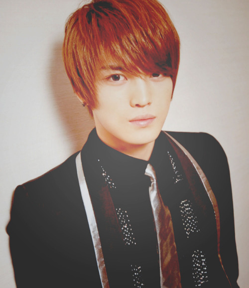 asian, cute, dbsk, jaejoong, jyj, korean, red, red hair, tvxq