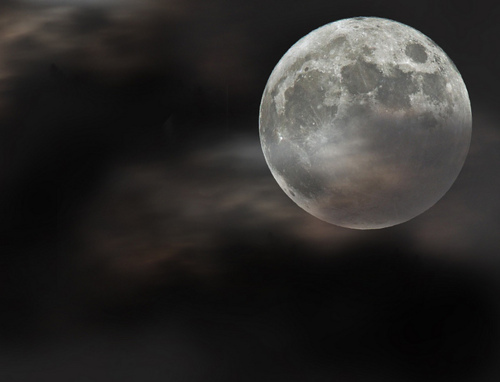 awesome, beautiful, cloud, clouds, cool, crazy, full moon, lovely, moon, pretty, space, star, stars, white