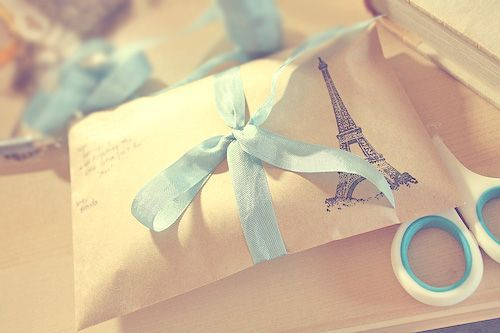 baby blue, blue, cute, eiffel tower, france