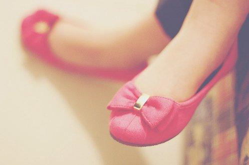 ballet, fashion, flats, photography, pink