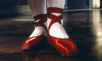 ballet, love, red shoes, sapatilha, sapatilha de ballet