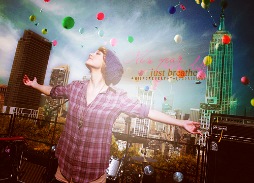 balloons, colorful, colors, fashio, girl