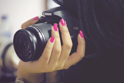 beautiful, camera, canon, cute, fashion