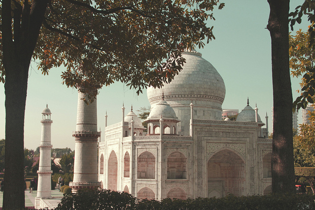 beautiful, india, places, shenzhen, taj mahal