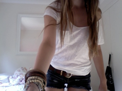 belt, blonde, bracelet, cute, fashion