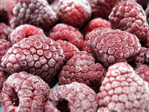 berries, berry, delicious, framboise, frozen
