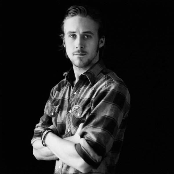 black and white, blue valentine, handsome, male, ryan gosling