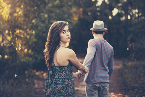 black, boy, couple, fashion, girl, hair, love, nature, photography, pretty, vintage