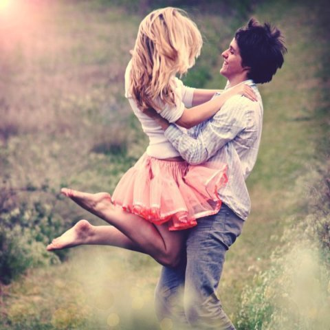 Girl   Love on Boy  Cute  First Love  Girl  Happy   Inspiring Picture On Favim Com