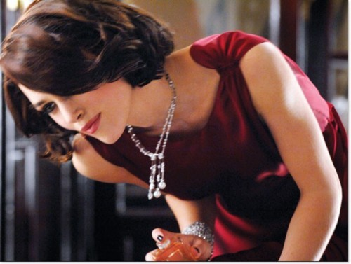 brunette, chanel, coco mademoiselle, fashion, girl, keira knightley, red