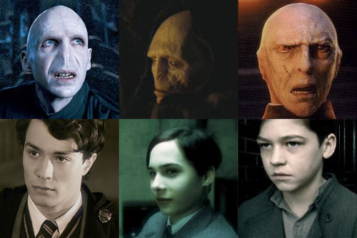 change, harry potter, lord voldemort, marten vilijn, scary