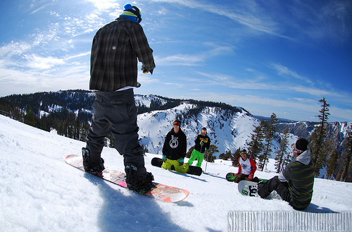 colorado, mountain, snow, snowboarding, winter