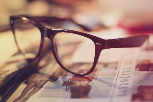 cool, fashion, glasses, magazine, nerd glasses, photography, pretty