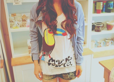 cute, denim, fashion, hair, jacket, photography, pretty, shorts, top