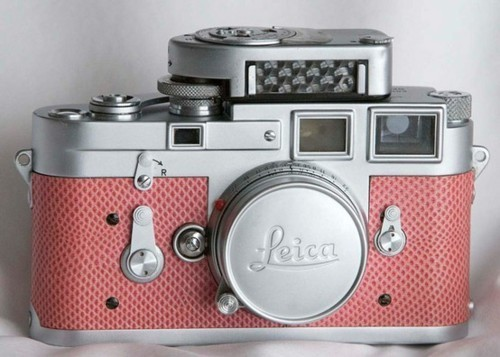 cute, fashion, leica, pink