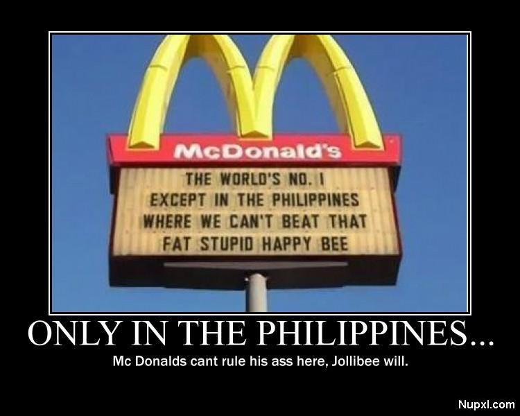 Only in the Philippines