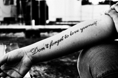 Tatto Quotes on Fashion  Love  Quote  Tag  Tattoo   Inspiring Picture On Favim Com
