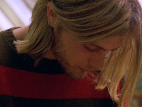 hair, kurt, kurt cobain, last days, michael pitt, nirvana