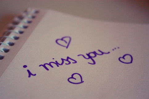 i miss you, paper, pen, photo, photography