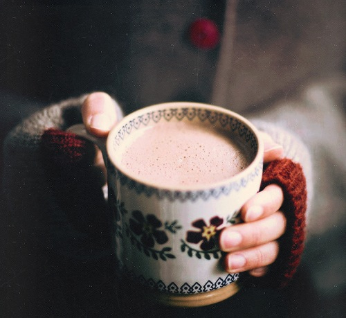 cocoa, december, grunge and hot chocolate