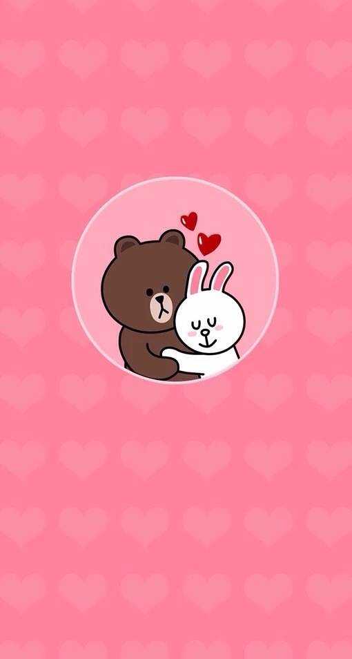 Brown Cony Love Image 1591640 By Voron777 On Favim Com