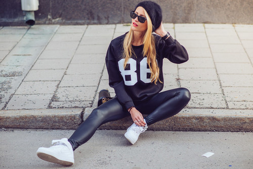 c61da9c2e0f90 beautiful, black, blonde, chill, dance, fashion, gangsta, girl,