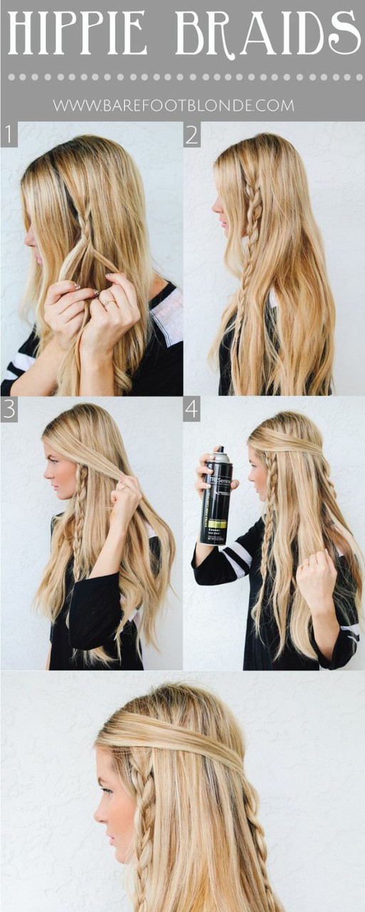 Cool hair styl beauty-blonde-chicas
