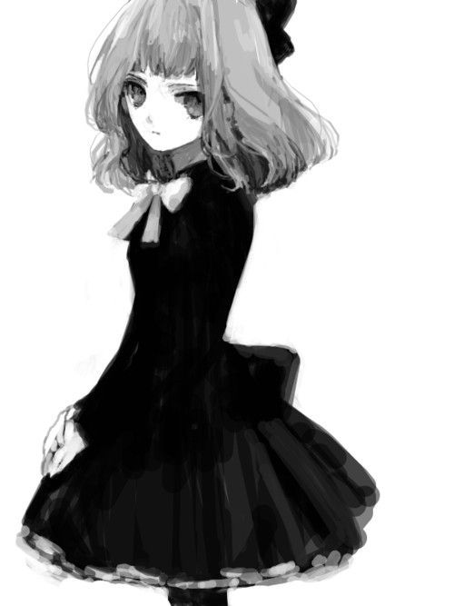 Image 2301960 by lauralai on - Black and white anime pictures ...