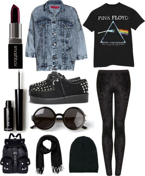 Grunge Polyvore Polyvore Grunge Outfit
