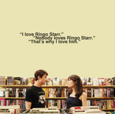 Summer Love Quotes on 500 Days Of Summer  Love  Quote  Ringo Star   Inspiring Picture On