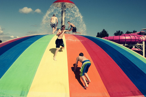 agua, boys, ceu, colorido, cute, fun, legal, meninos, summer, verao