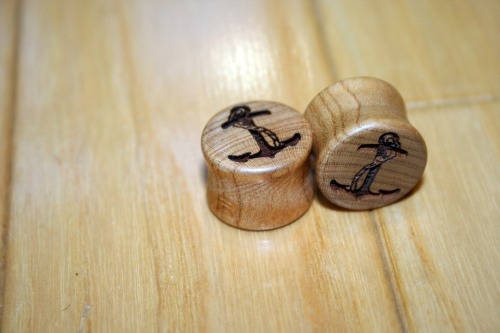 anchor, anchor ear plugs, anchor plugs, beautiful, cute