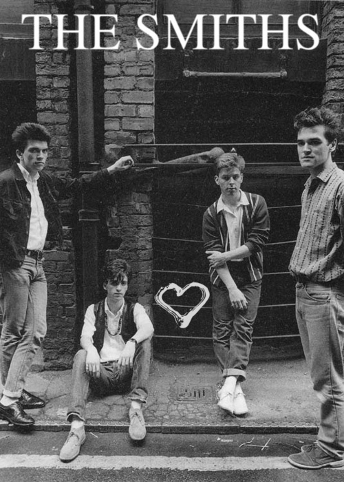 andy rourke, johnny marr, mike joyce, morrissey, moz, the smiths