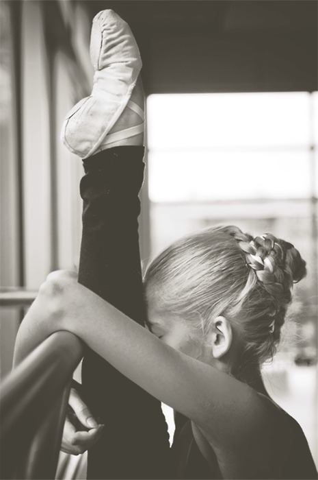 art, ballet, black and white, child, cute