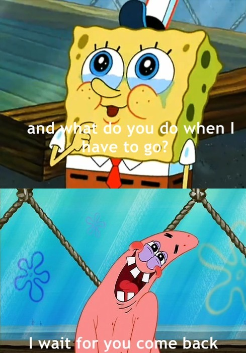 Cute spongebob quotes