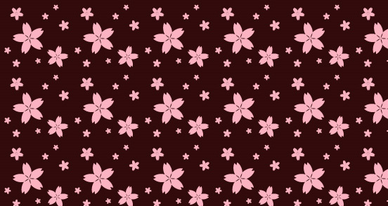 background, flowers, pattern, spring