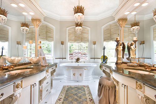 bathroon, kitchen, luxury