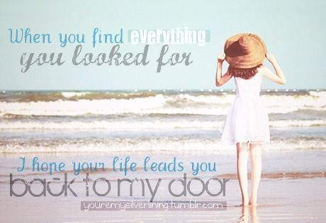 beautiful, boy, cute, door, dress, feet, girl, hat, love, ocean, pretty, quote, sand, sea, seaside, text, typography, white, words, youremysilverlining