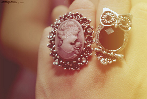 beautiful, cute, eagle owl, fashion, hand, jewel, jewellery, jewelry, lovely, owl, owl ring, pretty, ring, style, sweet
