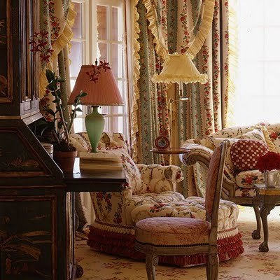 Belle epoque chic paris sofa image 187023 on for Interieur in english