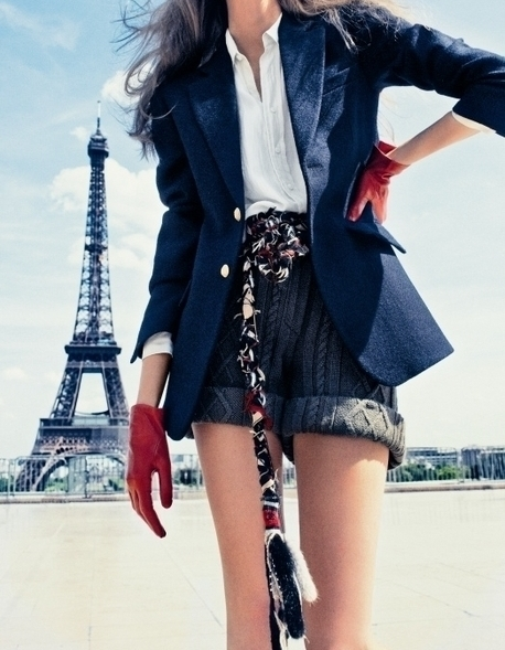 belt, blazer, brunette, fashion, france