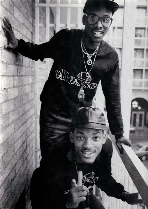 Black And White Jazzy Jeff Will Smith Image 187606 On