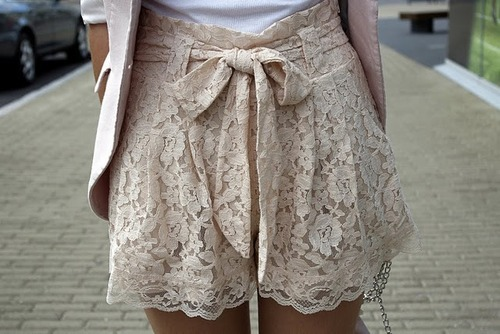 blazer, fashion, girly, lace, pink