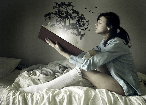 book, girl, read