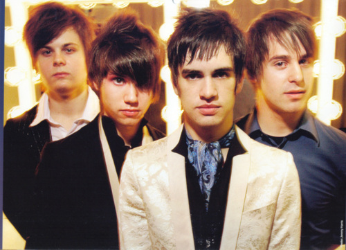 brendon urie, jon walker, panic at the disco, panic! at the disco, ryan ross